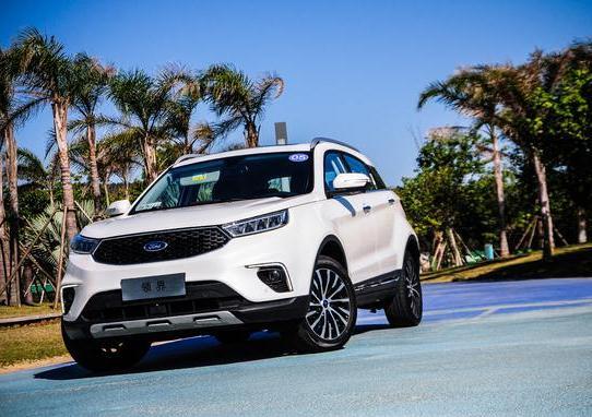 新车,发动机,紧凑型SUV福特领界