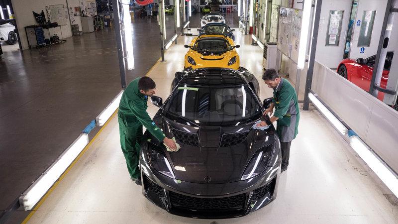 生产SUV而非跑车 吉利将在武汉建厂生产路特斯