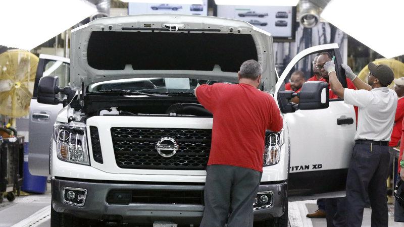 因销量放缓 日产密西西比工厂将解雇700名合同工