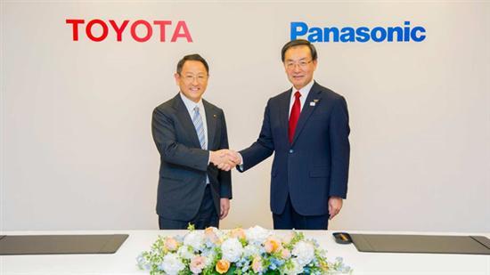 电池,丰田,车用方形电池公司,丰田与松下合作