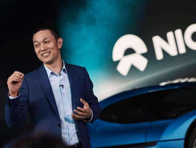 李斌转让5000万股私人持有股份 蔚来完成用户信托设立