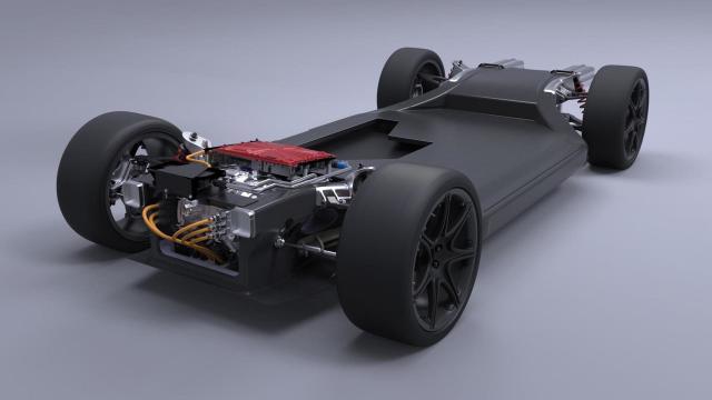 新款超跑正在路上 路特斯与Williams公司达成合作