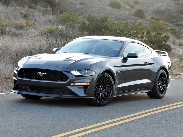 满足国VI但动力下调 2019款福特Mustang上市