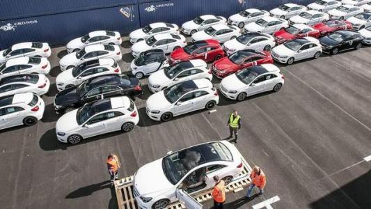 合资汽车品牌四级车市,四线车市汽车销量增长,景德镇车市