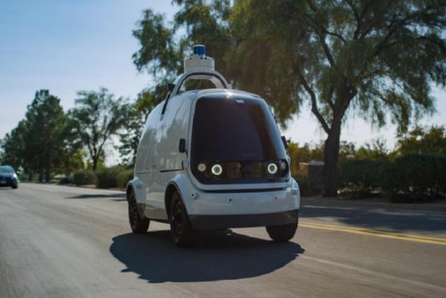 美国自动驾驶初创公司Nuro获9.4亿美金融资 创独立自动驾驶公司融资纪录