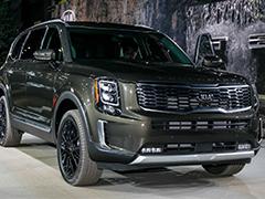 家族全新旗舰SUV剑指汉兰达 起亚Telluride售3.169万美元起