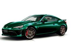 丰田将推出86英国绿限量版 仅在日本市场销售