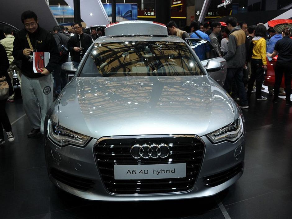 辅助加热元件安装不善 一汽-大众召回部分进口奥迪A6 Hybrid汽车