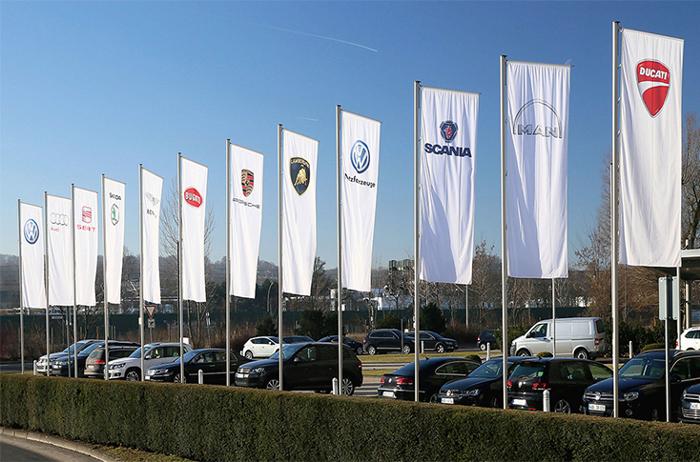 大众集团1月累计交付新车88.2万辆