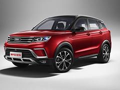 定名为博骏 野马全新SUV将于第一季度上市