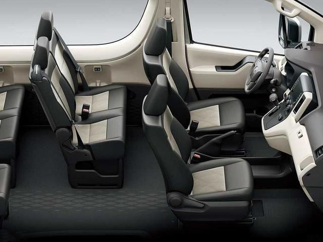 丰田发布新一代HIACE 最多可拥有17个座位