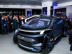 阿联酋首辆L5自动驾驶汽车 将在2019年上海车展首次亮相