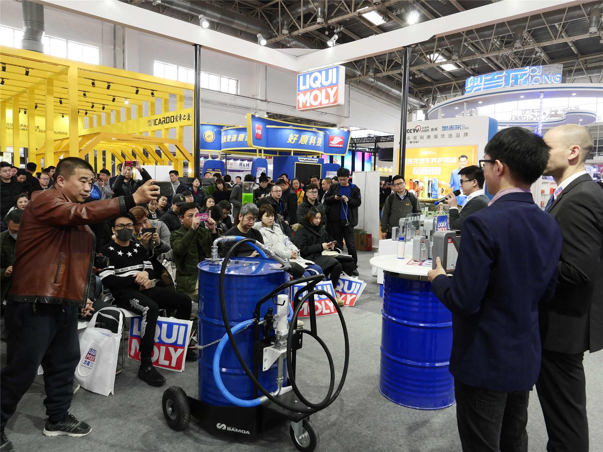 力魔于雅森北京展发布三款新产品