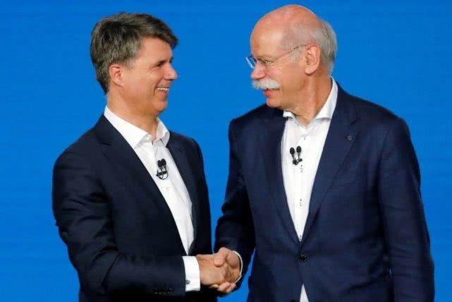 10亿欧元5家公司 宝马、戴姆勒联手打造欧洲最大出行集团
