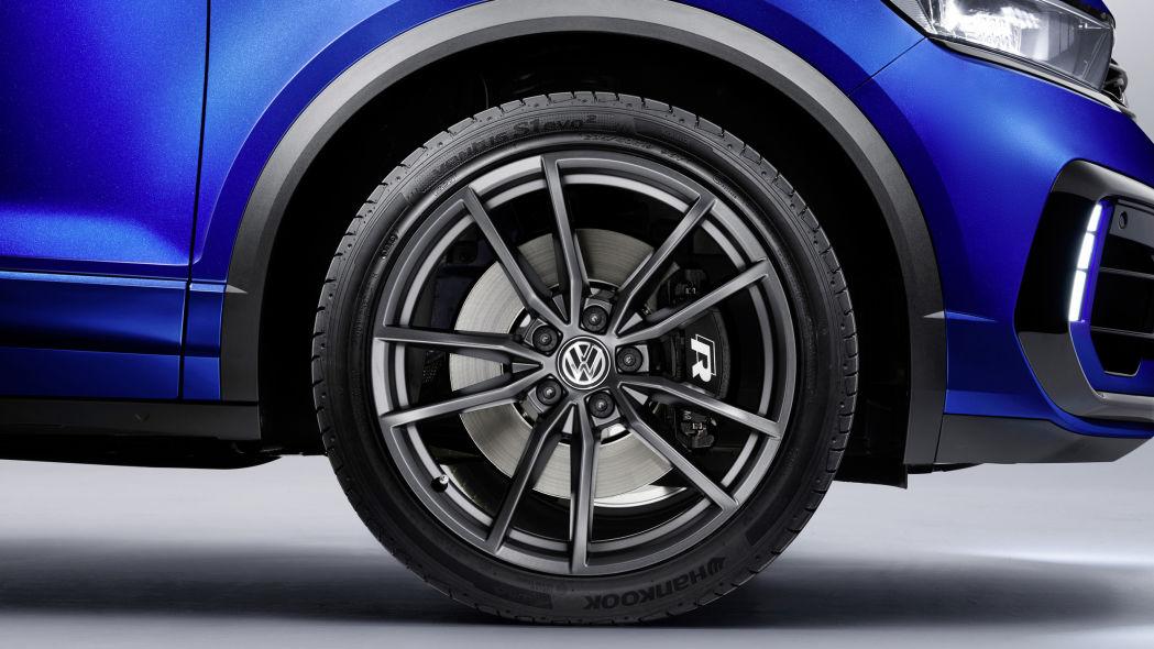 日内瓦车展首秀 大众T-ROC R官图发布