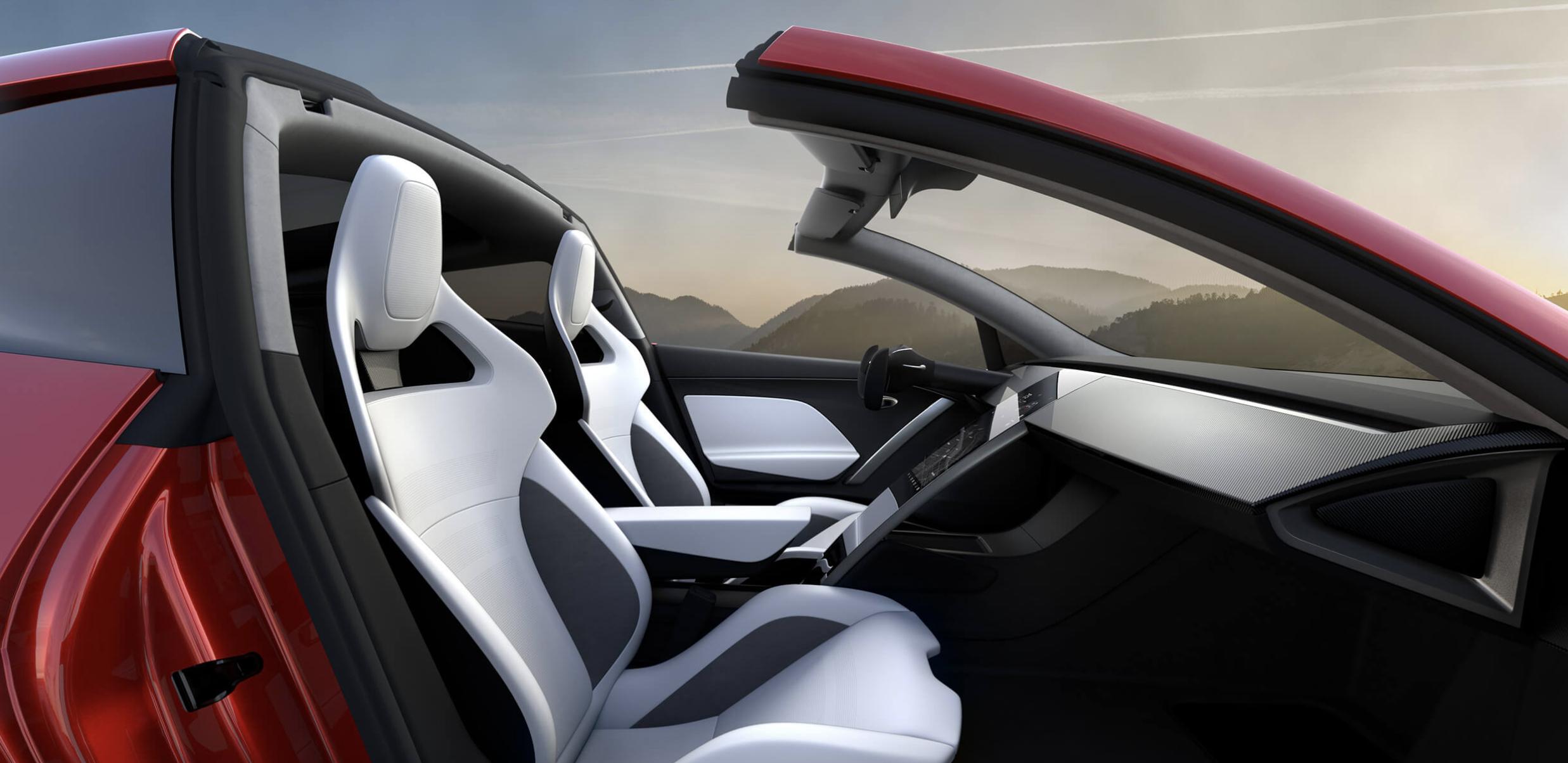 特斯拉开启Roadster中国预订 定金33.20万元起