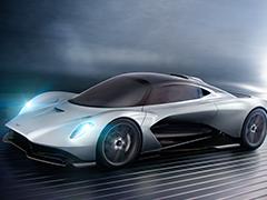 2019日内瓦车展 | 阿斯顿·马丁AM-RB 003正式亮相