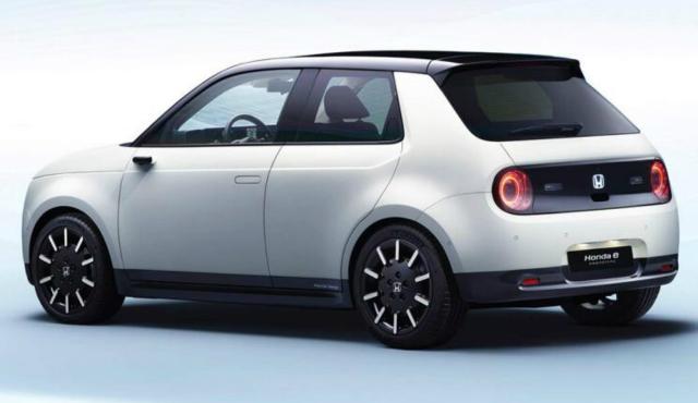 本田汽车:2025年在欧洲实现全面电气化