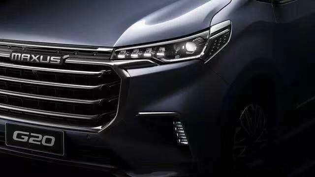上海车展首发 上汽大通G20预告图发布