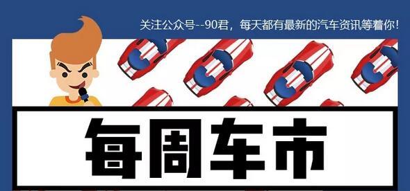 每周车市 | 丰田居然要免费开放混合动力汽车技术专利