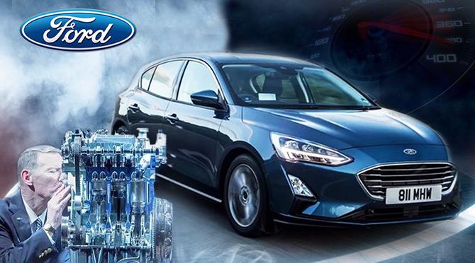 """汽车预言家丨福特为什么敢把""""三缸机""""用在福克斯身上?"""