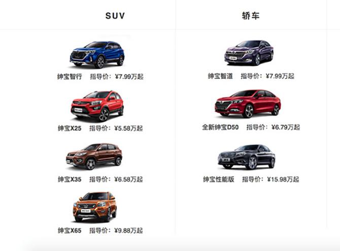 北汽新能源和北京汽车绅宝将合并重组,预计年内完成