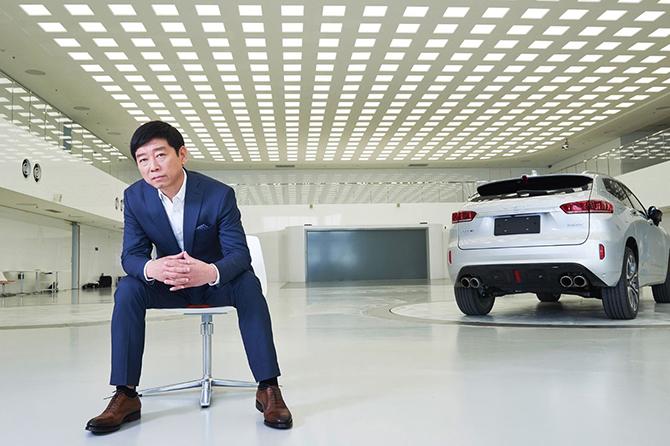 汽车预言家丨魏建军一年做了三件事:见9家车企老总 签4个合作 投一百亿