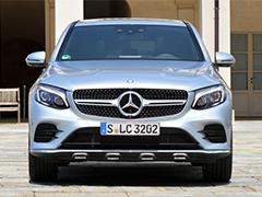售46.38万-59.48万元 2019款奔驰GLC Coupe上市