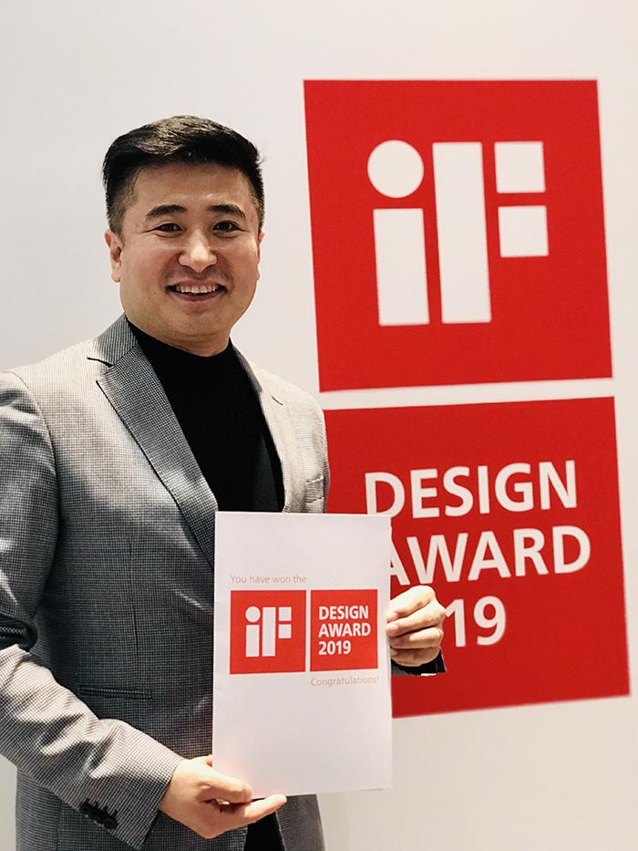 荣威MARVEL X获得2019德国iF工业设计奖
