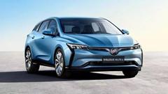 采用全新电动车架构  别克VELITE 6 将于4月15日上市