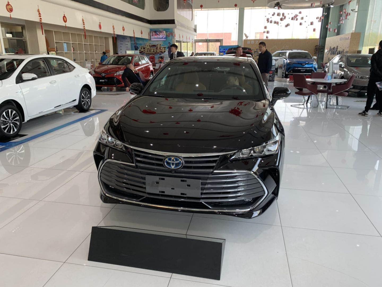 置换补贴达8000元 亚洲龙提车需等半月以上