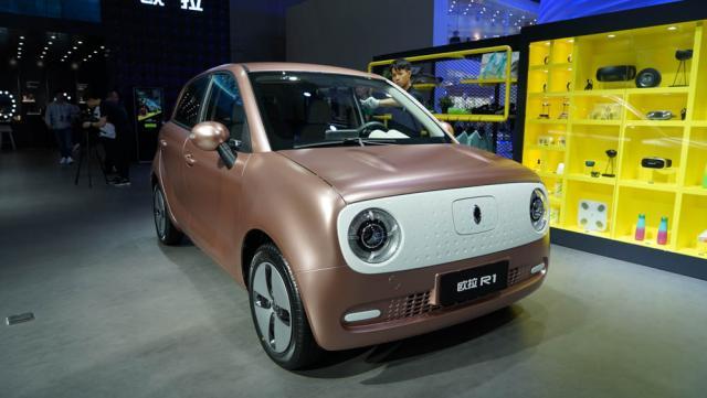 颜色选择或更丰富 欧拉R1将新增女神版车型