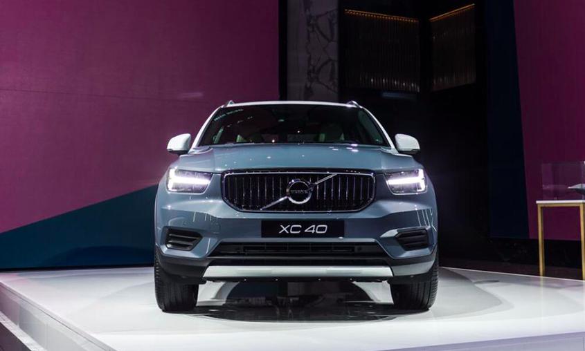 国产沃尔沃全新XC40将于上海车展开启预售