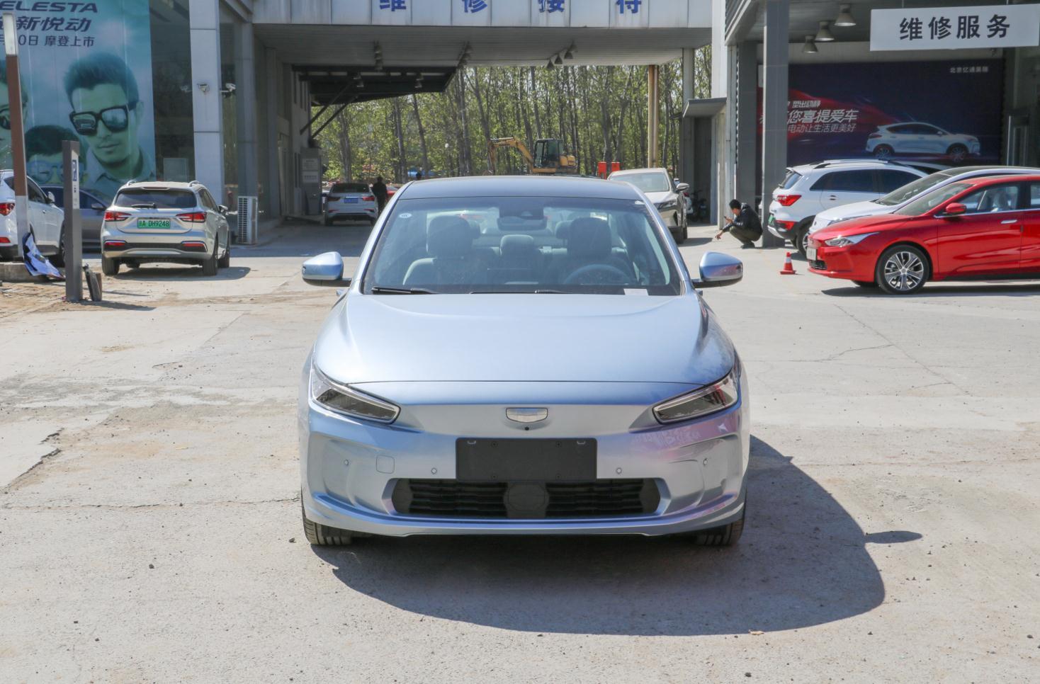 买车网Buycar.cn全程直播 吉利几何A新加坡上市