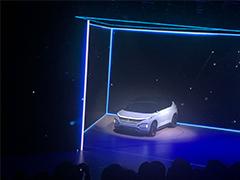科幻造型令人印象深刻 新宝骏概念车RM-C正式亮相