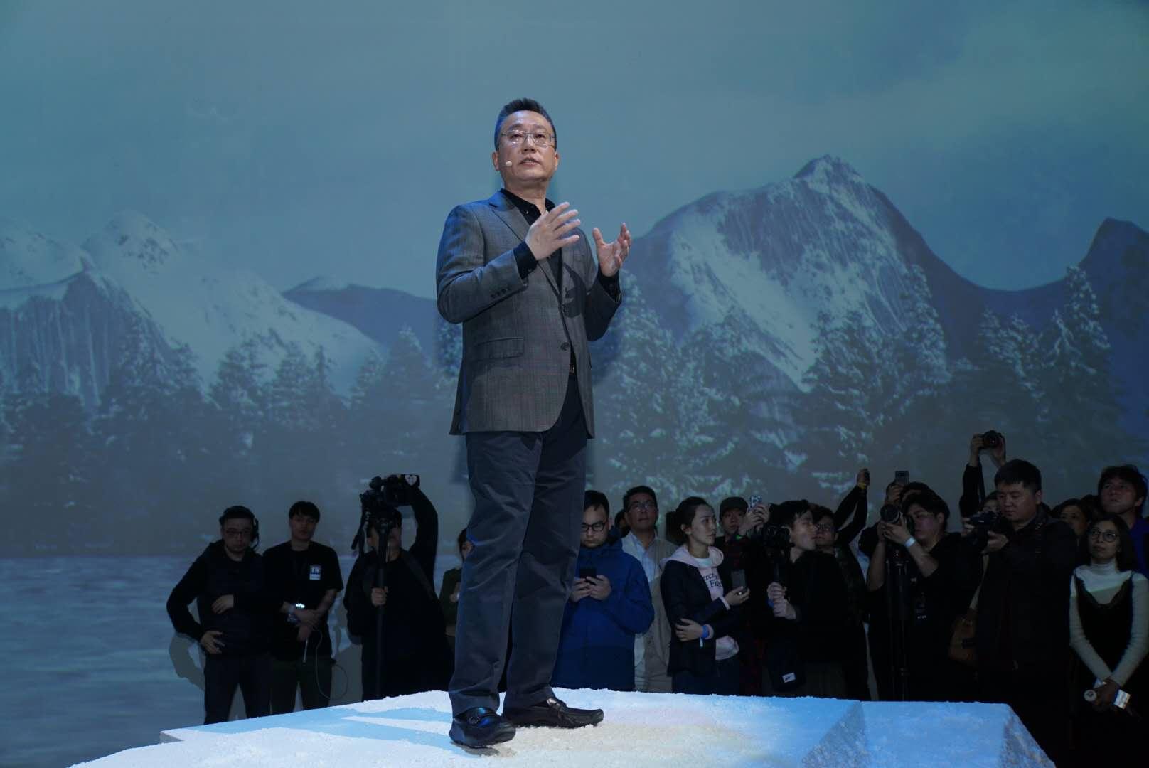 沈晖:凛冬是淬炼上升的阶梯 威马开启进化之旅