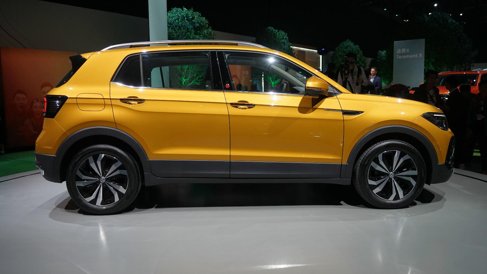 """2025年SUV车型在华将占一半大众5款新车集体""""抢位"""""""