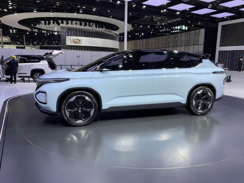 2019上海车展探馆新品牌首款概念车 宝骏RM-C将亮相上海车展