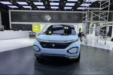 2019上海车展探馆 | 新品牌首款概念车 宝骏RM-C将亮相上海车展