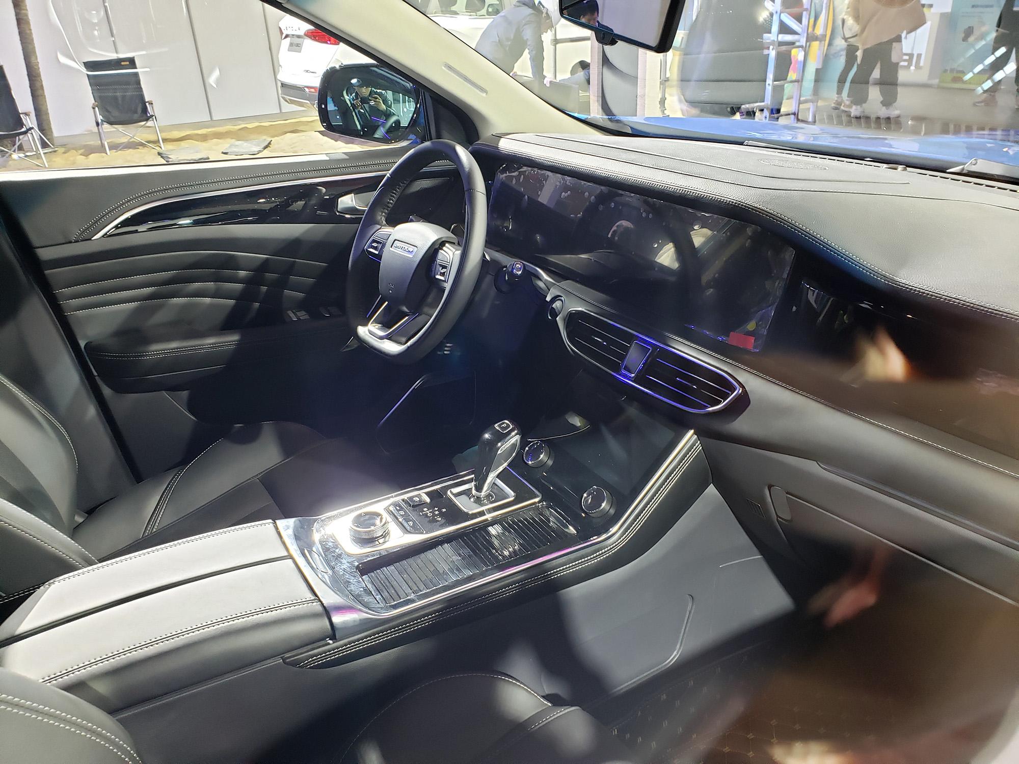 2019上海车展探馆 | 再度发力SUV市场 捷途X95实车曝光