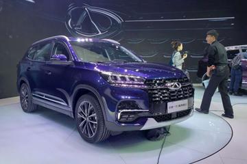 2019上海车展探馆 | 外观质感再升级 全新奇瑞瑞虎8将亮相上海车展