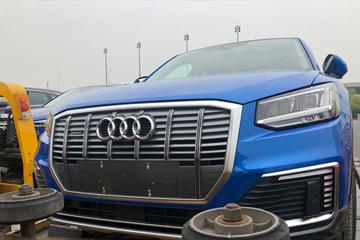 2019上海车展探馆 | 中国市场专供 国产版奥迪Q2L e-tron抵达车展