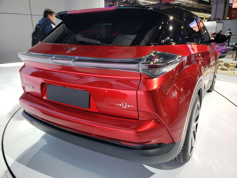 2019上海车展探馆 | 将于上海车展公布预售价 合众新能源第二款车型曝光
