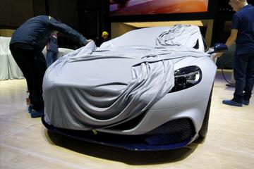 2019上海车展探馆 | 阿斯顿·马丁首款纯电动车 Rapide E将于上海车展全球首秀