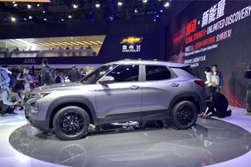 2019上海车展 |雪佛兰创界全球首发