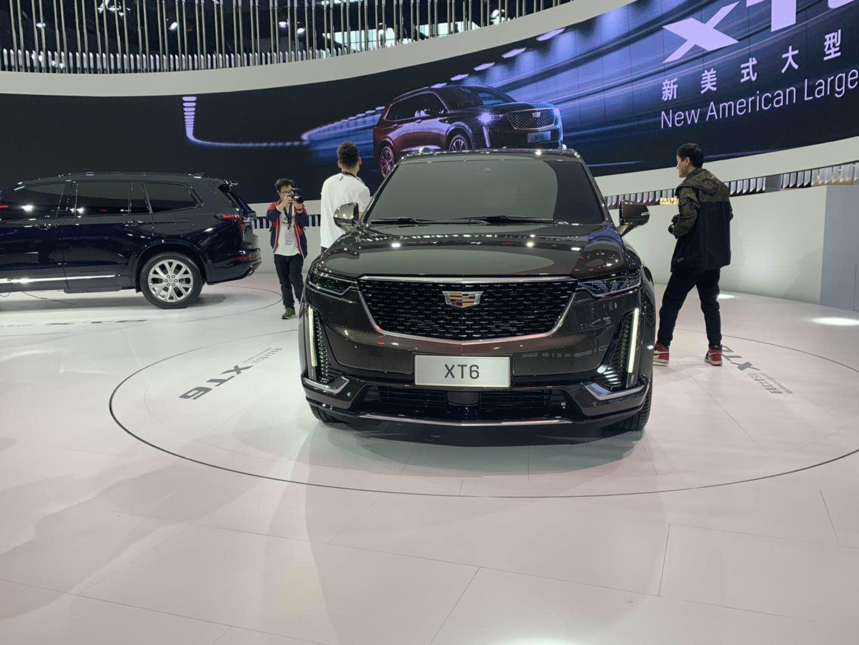 2019上海车展   开拓大型豪华SUV细分市场  凯迪拉克XT6亚洲首发