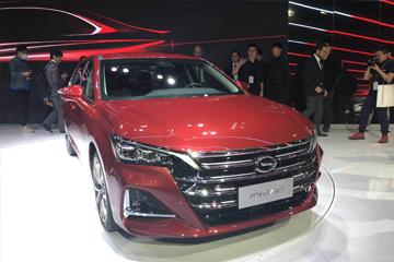 2019上海车展 | 传祺新十年首款轿车 全新传祺GA6正式亮相