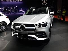 2019上海车展 | 产品力全面进化 全新奔驰GLE正式上市