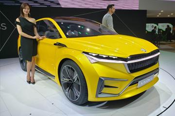 2019上海车展 | 斯柯达Vision IV概念车正式亮相