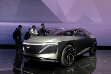 2019上海车展 | 日产IMs概念车国内首秀